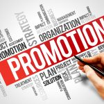 Business promotion through gifts